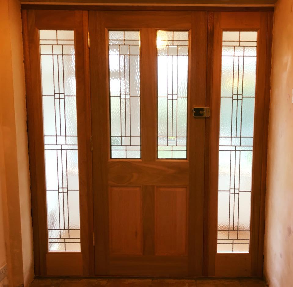 External Timber Doors Bromsgrove